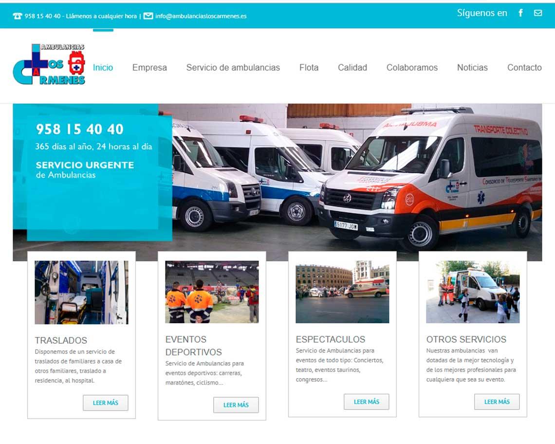 Ambulancias los Carmenes