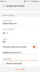 configurar-email-android-granada