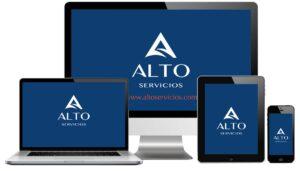 alto servicios diseño web granada Alto Servicios. Diseño web y SEO