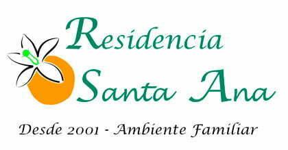 Logotipos diseño Granada - Residencia Santa Ana