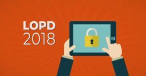 nueva ley de protección de datos 2018 Alto Servicios. Diseño web y SEO