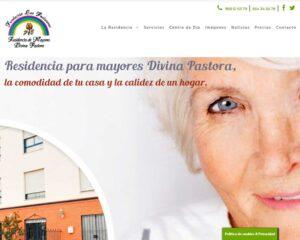 páginas web residencias fuente vaqueros