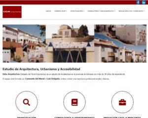 pagina web arquitectos