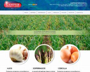 pagina web gamper granada