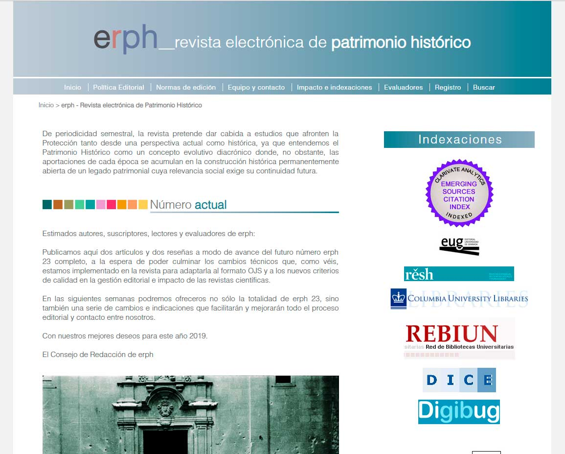 revistas digitales online granada