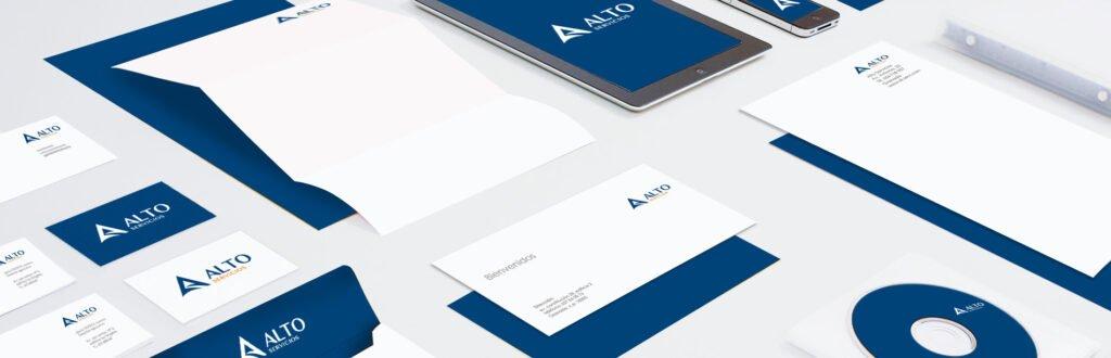 imagen corporativa diseño web granada Alto Servicios. Diseño web y SEO