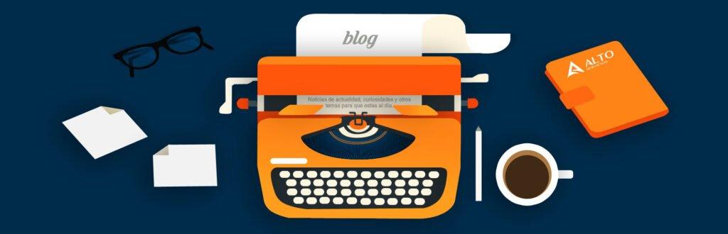 blog diseño web granada Alto Servicios. Diseño web y SEO