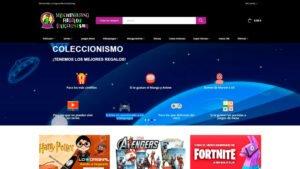 Tienda online Prestashop – Enigma Merchandising