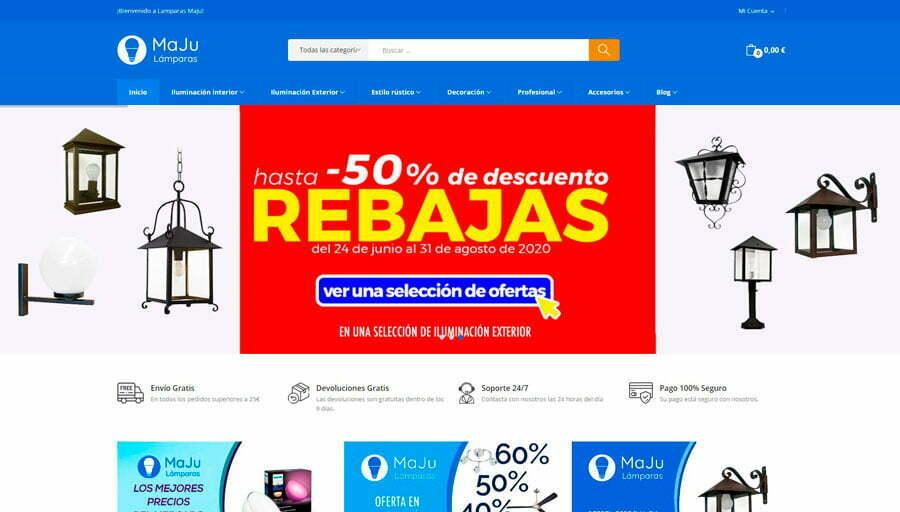 tienda-online-lamparas-maju-tienda-virtual