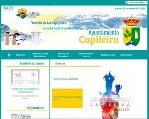 web-ayuntamiento-capileira granada