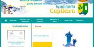 web-ayuntamiento-capileira